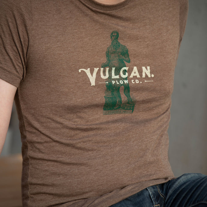 Vulcan Man Shirt - Brown