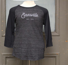 Load image into Gallery viewer, Evansville, Indiana Baseball Tee