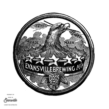Load image into Gallery viewer, Vintage Evansville Brewing Association Shirt