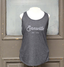 Load image into Gallery viewer, Evansville, Indiana Tank Top