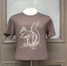 Load image into Gallery viewer, Great Squirrel Migration Shirt - Brown