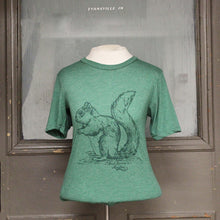 Load image into Gallery viewer, Great Squirrel Migration Shirt - Green