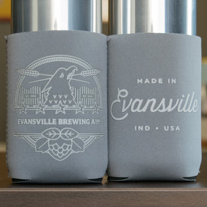 Made in Evansville Koozie