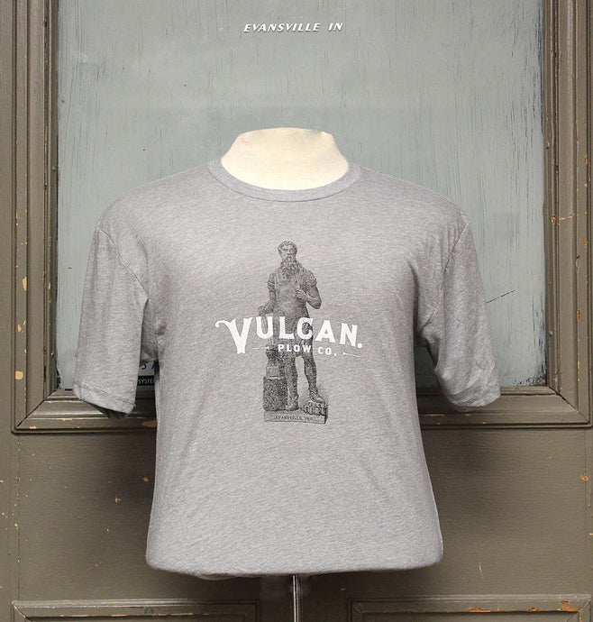 Vulcan Man Shirt - Gray