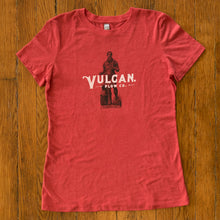Load image into Gallery viewer, Vulcan Man Shirt - Red