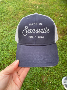 Made in Evansville Hats