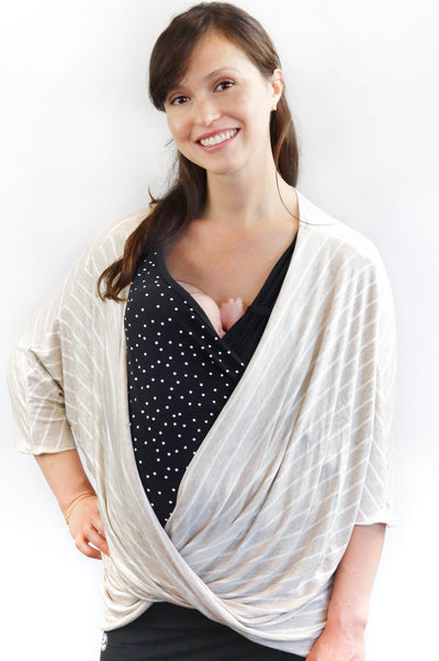 Oatmeal & Ivory Cover-Up