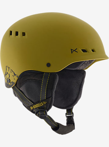 Anon x Windells Collab Helmet