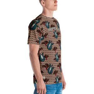 T-shirt Safari Wax Rhino (Homme)