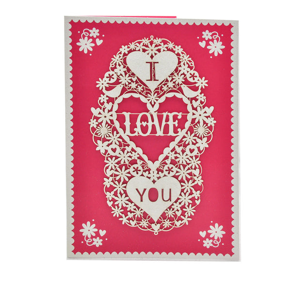 I Love You-Card