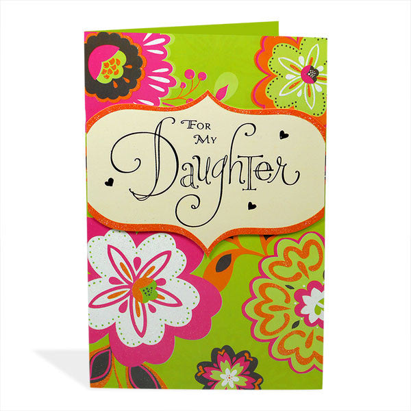 Happy daughter day Cards