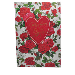 My Heart Is Your-Greeting card