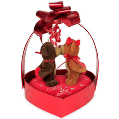 Blissful Love Duo Teddy (15 Cm)