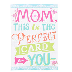 Greeting Card To Wish Womens Day To Mom