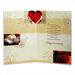 Anniversary Wishes For No.1 Husband Card