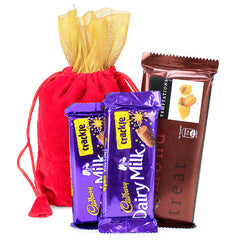 chocolate gifts by Hallmark india