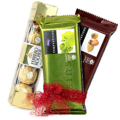 Send gift chocolates by Hallmark India'