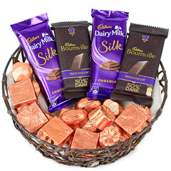 chocolate gift hampers by Hallmark India