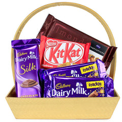 chocolate hampers for christmas by Hallmark India