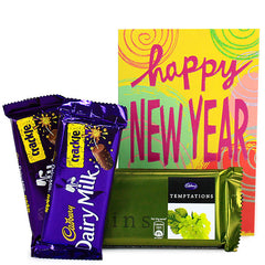 new year special gift by Hallmark India