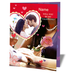 valentine greeting cards in India
