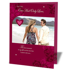 custom valentines day cards in India