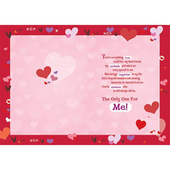 My Heart Is Yours Personalised Card