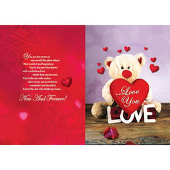 You Are My Everything Personalised Card