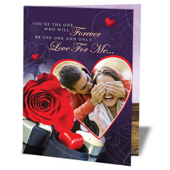 personalised valentines cards in India