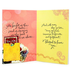 Bhai Dooj Greeting Card
