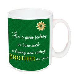 Special Mug For Wonderful Brother