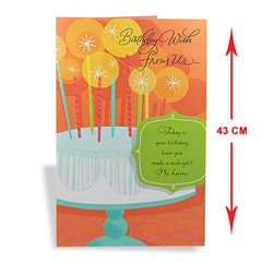 birthday greeting cards delhi