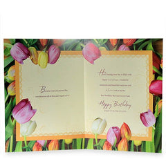 Birthday Wishes Jumbo Card