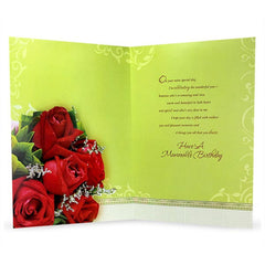 Birthday Special Jumbo Card