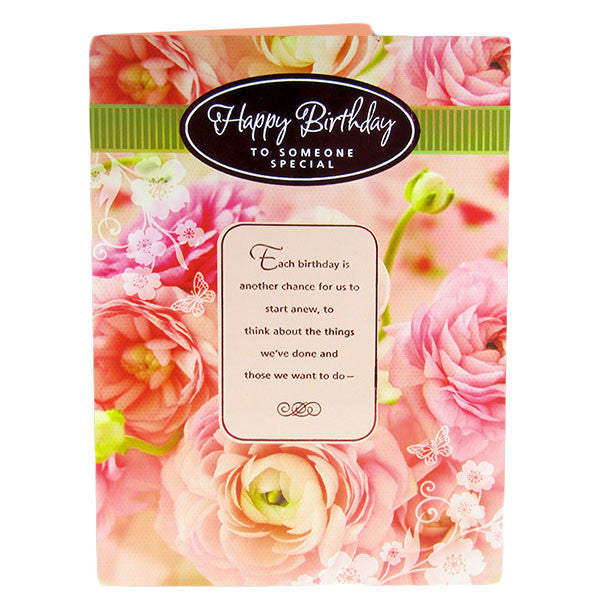 Send birthday greeting cards