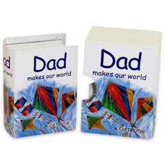 Quotation book gifts for dad