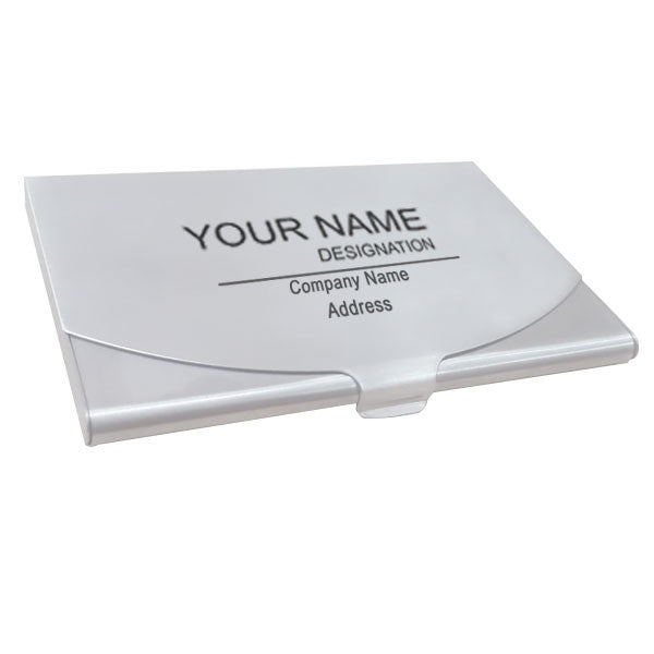 business card folder in india