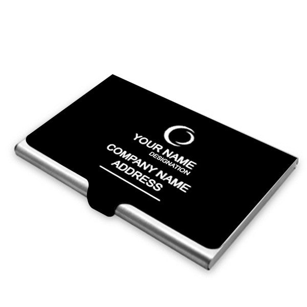 personalized business card holder in india