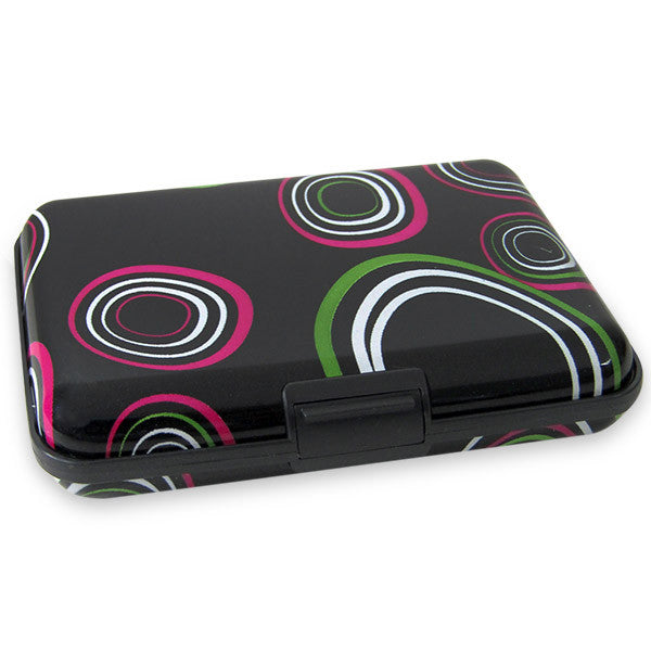 Trendy Card Holder Black