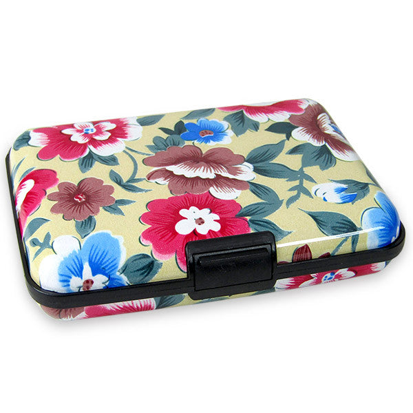 Floral Card Holder For Her