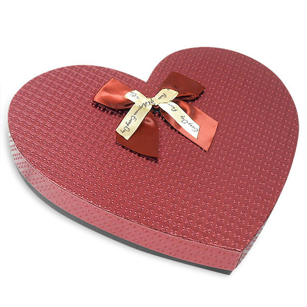 Heart Gift Box With Chocolate | chocolates For Him