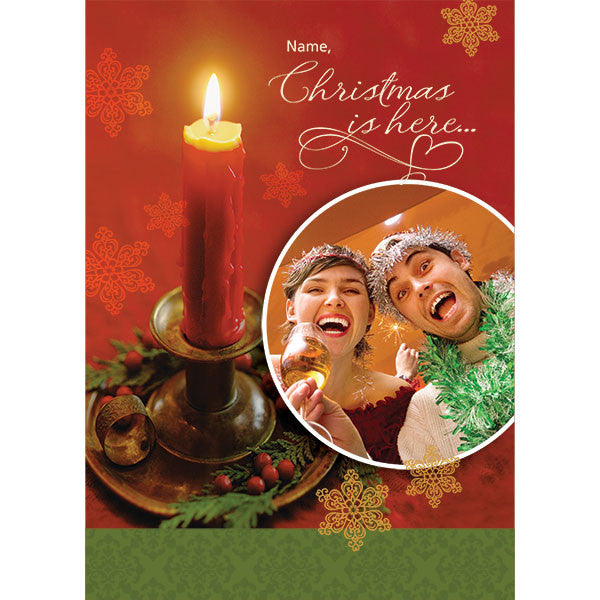 personalized christmas cards in india