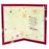 Graceful Christmas Greeting Card