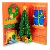 Miraculous Christmas Greeting Card