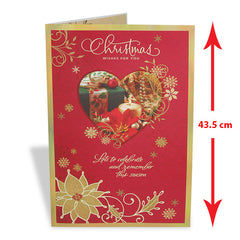 christmas greeting cards in india