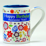 You Are The Best  Birthday Mug