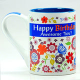 happy birthday mug in india