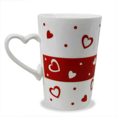 I Love You Mug With Lid