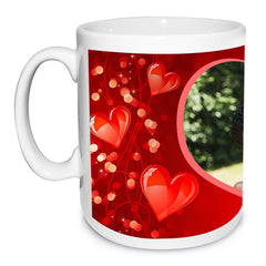 For My Love Personalised Mug