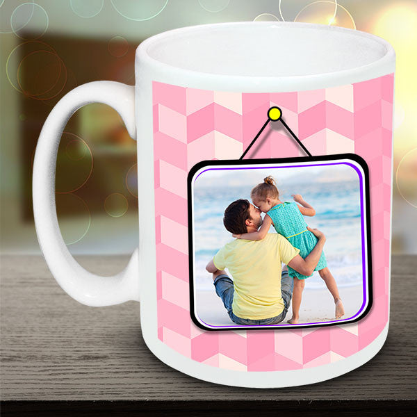Beautiful Personalised Mug For Daughter